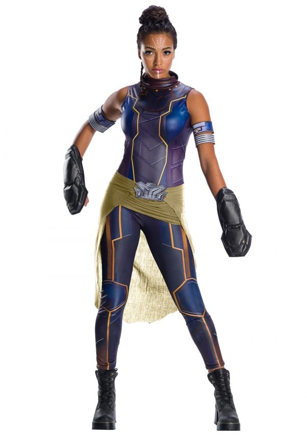 Fantasia adulto Pantera Negra Deluxe Shuri – Black Panther Deluxe Shuri Adult Costume
