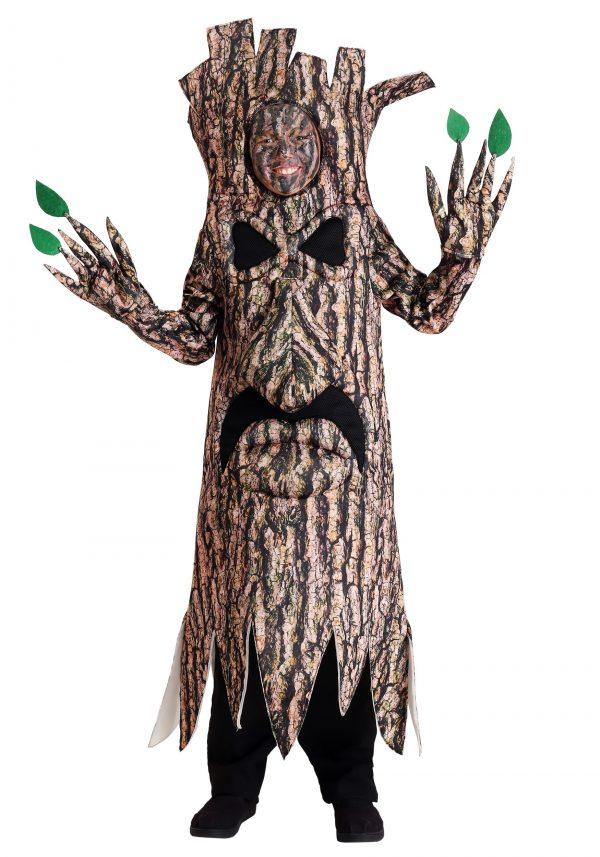 Fantasia de árvore aterrorizante infantil – Kids Terrifying Tree Costume