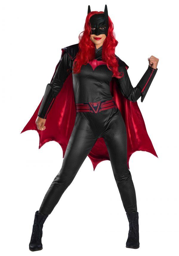 Fantasia de Batwoman Adulta – Batwoman Costume Adult