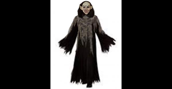 Fantasia de Ceifador de Demônios Adulto – Adult Demon Reaper Costume