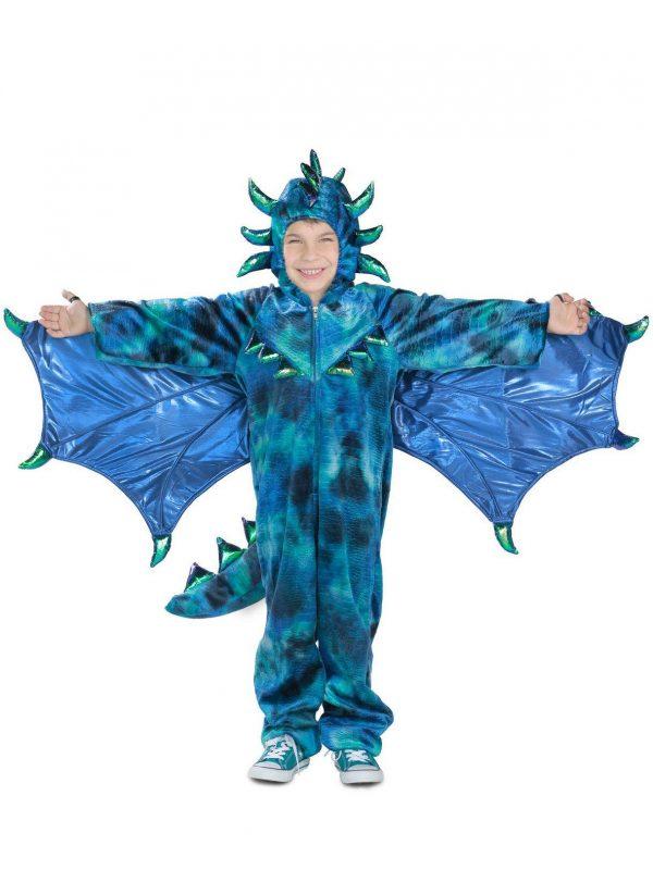 Fantasia de Criança Sully, o Dragão – Child Sully the Dragon Costume