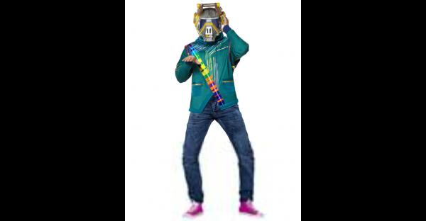 Fantasia de DJ adulto Yonder Fortnite – Adult DJ Yonder Costume Fortnite