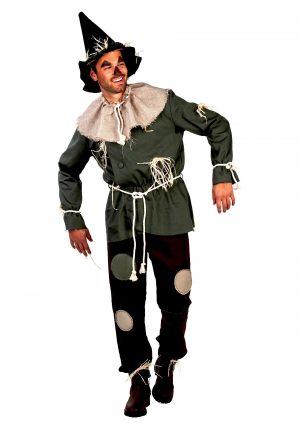 Fantasia de Espantalho de Mágico de Oz para Adultos – Wizard of Oz Scarecrow Costume for Adults