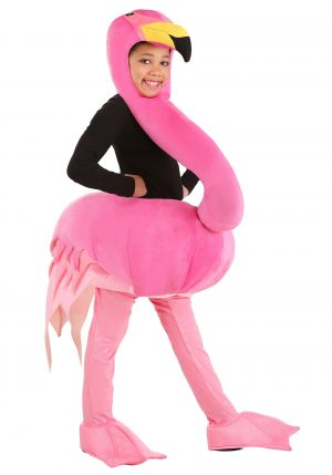 Fantasia de Flamingo Infantil – Graceful Flamingo Kid's Costume