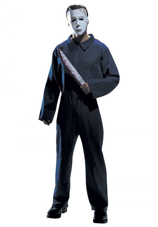 Fantasia de Halloween Michael Myers para adultos – Halloween Michael Myers Adult Costume
