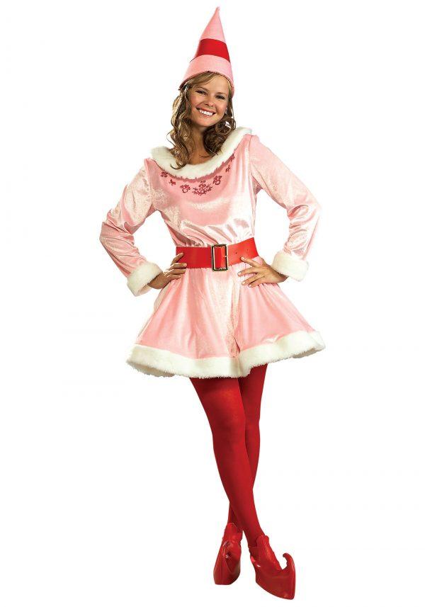 Fantasia de Jovie ElfO para adultos – Adult Jovie Elf Costume