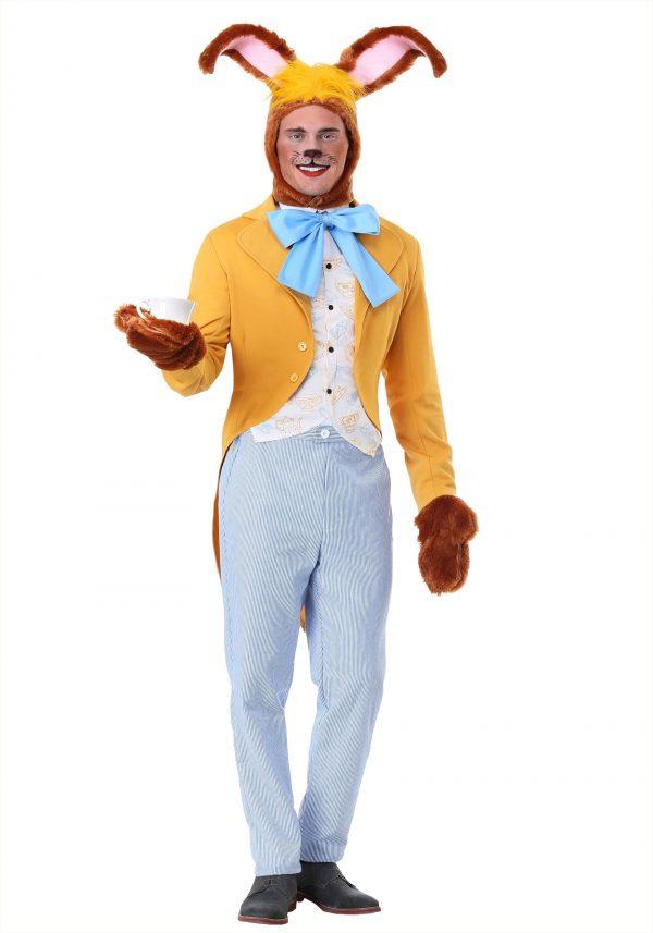 Fantasia de Lebre de Março para adultos – Adult March Hare Costume