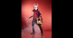 Fantasia de Meninos Drift Twofer Fortnite – Boys Drift Twofer Costume – Fortnite