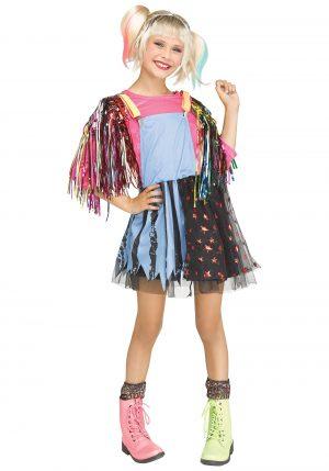 Fantasia de Roller Derby Rascal para meninas- Girls Roller Derby Rascal Costume