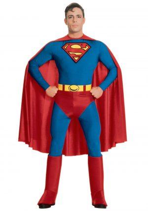 Fantasia de Superman adulto – Adult Superman Costume
