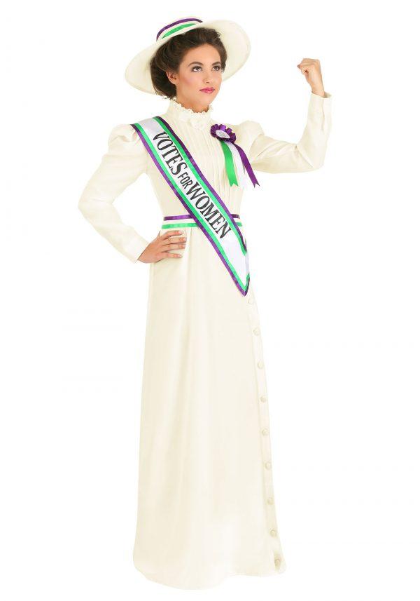 Fantasia de Susan B Anthony para mulheres – Susan B Anthony Costume for Women