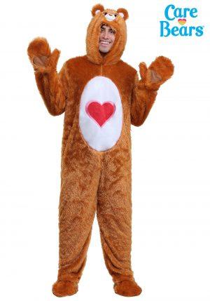 Fantasia de Ursinhos Carinhosos Adulto Ternura -Care Bears Adult Classic Tenderheart Bear Costume