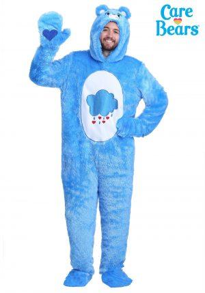 Fantasia de Ursinhos Carinhosos Adulto Zangadinho – Care Bears Classic Adult Grumpy Bear Costume