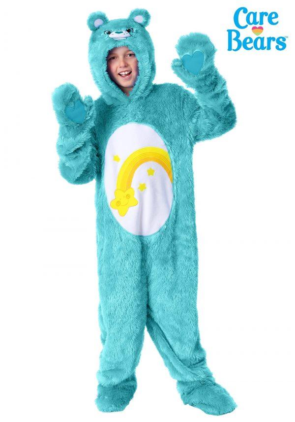 Fantasia de Ursinhos Carinhosos Infantil Ursinhos do Desejo – Child's Care Bears Wish Bear Costume