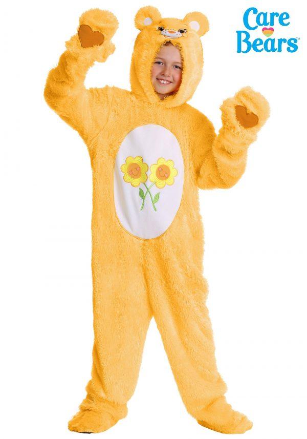 Fantasia de Ursinhos Carinhosos Urso Amigo para Crianças – Care Bears Friend Bear Costume for Kids