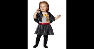 Fantasia de Vestido de bebê Harry Potter -Baby Harry Potter Dress