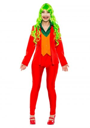 Fantasia de Wicked Prankster para mulheres – Wicked Prankster Costume For Women