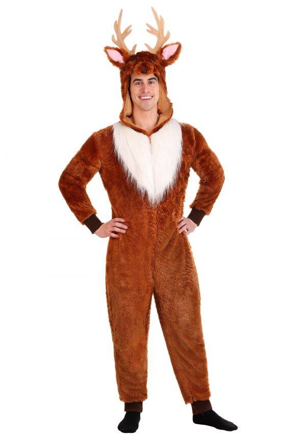 Fantasia de adulto veado galopante – Adult Dashing Deer Costume