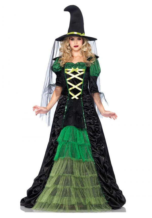 Fantasia  de bruxa adulto – Adult Storybook Witch Costume