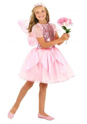 Fantasia de fada das flores para meninas – Flower Fairy Costume for Girls