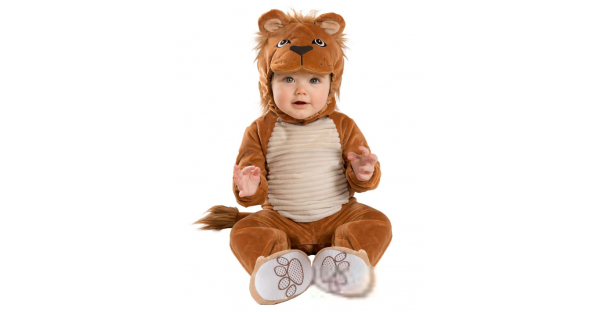 Fantasia de filhote de leão – Baby Lion Cub Costume