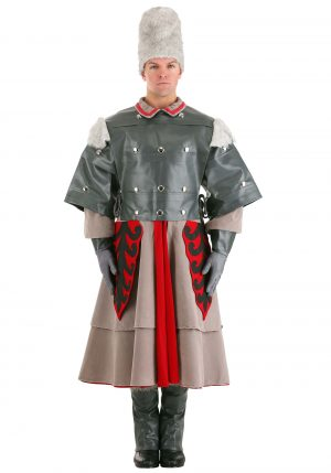 Fantasia  de guarda bruxa deluxe -Deluxe Witch Guard Costume
