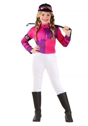 Fantasia de jóquei para meninas – Jockey Costume For Girls
