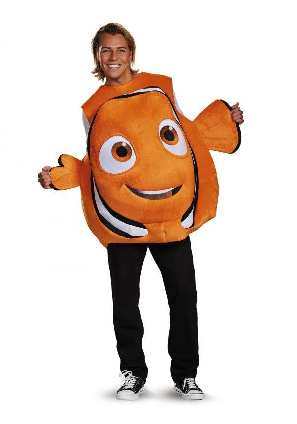Fantasia de peixe adulto Nemo – Nemo Adult Fish Costume