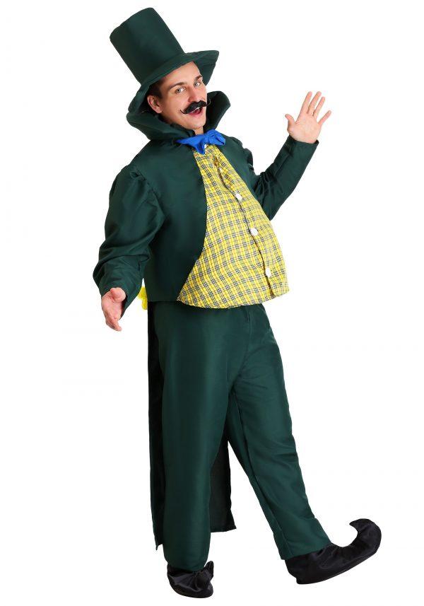 Fantasia de prefeito de Munchkin adulto – Adult Munchkin Mayor Costume