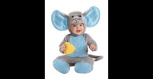 Fantasia de rato Lil 'bebê – Baby Lil' Mouse Costume