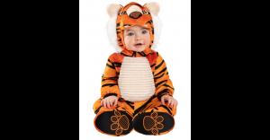 Fantasia de tigre bebê – Baby Tiger Costume