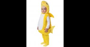 Fantasia de tubarão bebê infantil – Infant Baby Shark Costume
