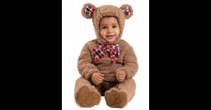 Fantasia de urso fofinho de bebê – Baby Cuddly Bear Costume