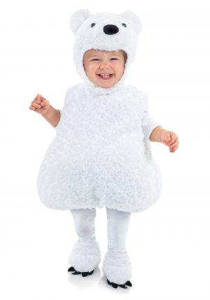 Fantasia de urso polar Infantil – Polar Bear Toddler Costume