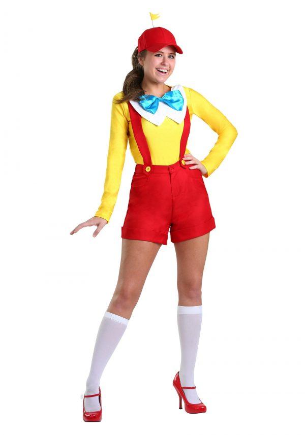 Fantasia feminino Tweedle Dee / Dum – Women's Tweedle Dee/Dum Costume