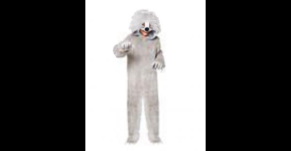 Fantasia infantil de lêmure – Kids Ziggy The Sloth Costume