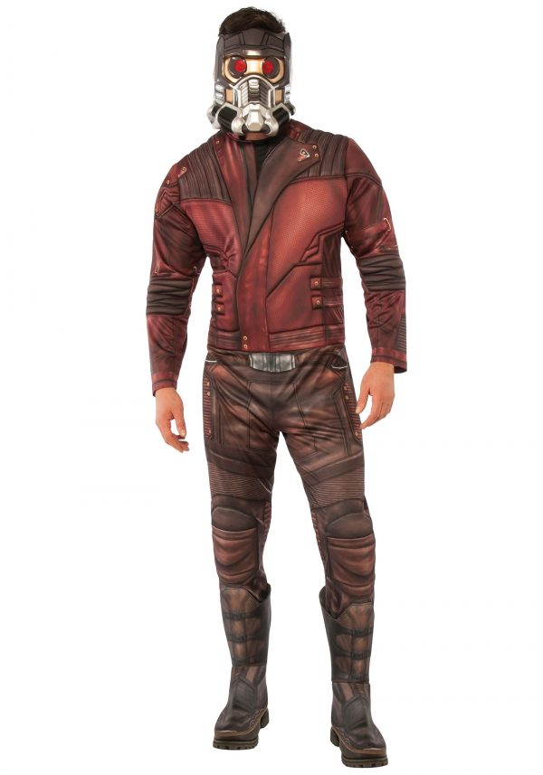 Fantasia  masculino Deluxe Star-Lord – Deluxe Star-Lord Mens Costume