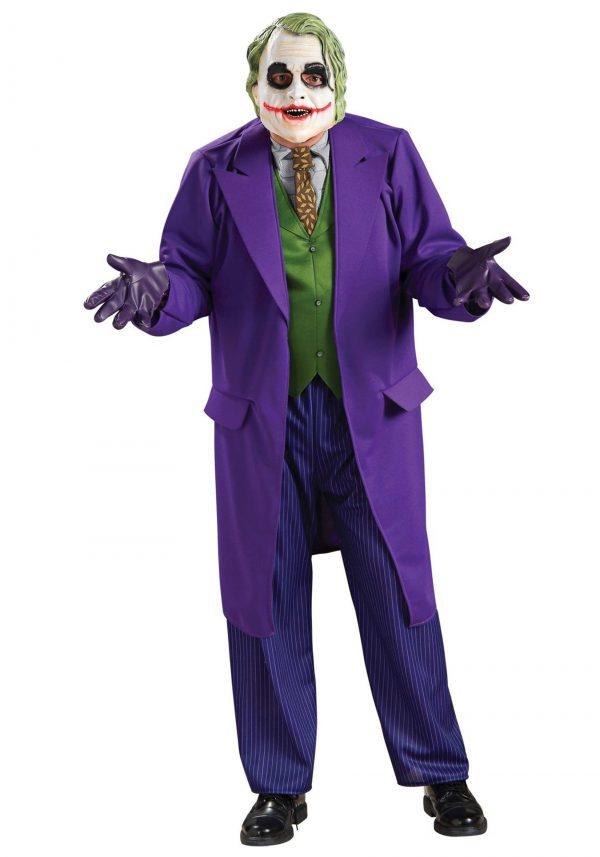 Fantasia moderna de Joker para adultos – Modern Joker Costume for Adults