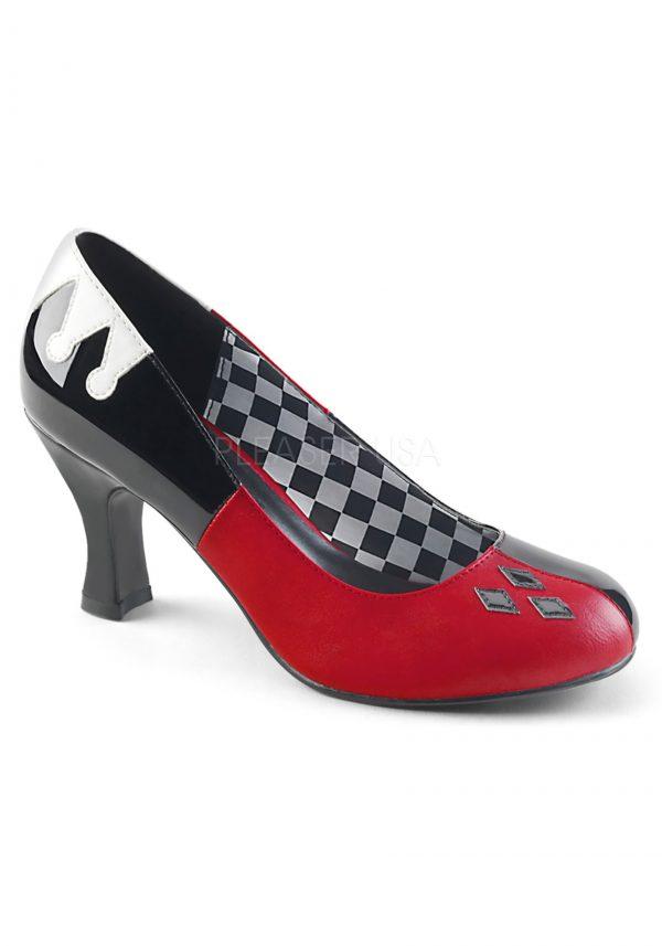 Sapato Harley Quinn – Harley Heels for Women