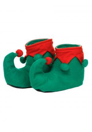 Sapatos de elfo de natal – Child Christmas Elf Shoes