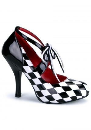 Sapatos femininos Arlequim – Womens Harlequin Shoes