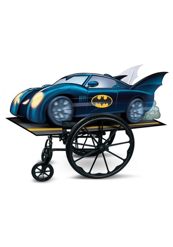 capa adaptável para cadeira de rodas do Batman – Adaptive Batman Wheelchair Cover Costume