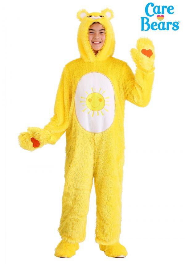 Fantasia Infantil Ursinhos Carinhosos Sol – Care Bears Child Classic Funshine Bear Costume