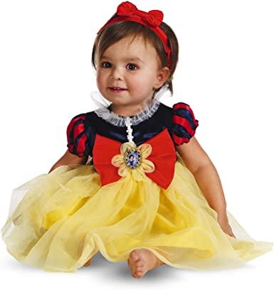 fantasia de branca de neve da Disney para bebe – Disguise My First Disney Snow White Costume