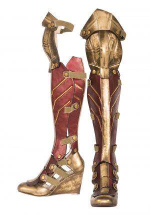 Botas femininas da Mulher Maravilha 1984 – Wonder Woman 1984 Boots for Women