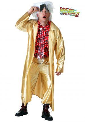 Fantasia De Volta para o Futuro 2015 Doc Brown – Back to the Future 2015 Doc Brown Costume