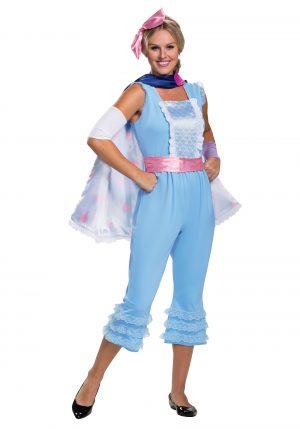 Fantasia Deluxe Toy Story feminino de Bo Peep – Deluxe Toy Story Women's Bo Peep Costume