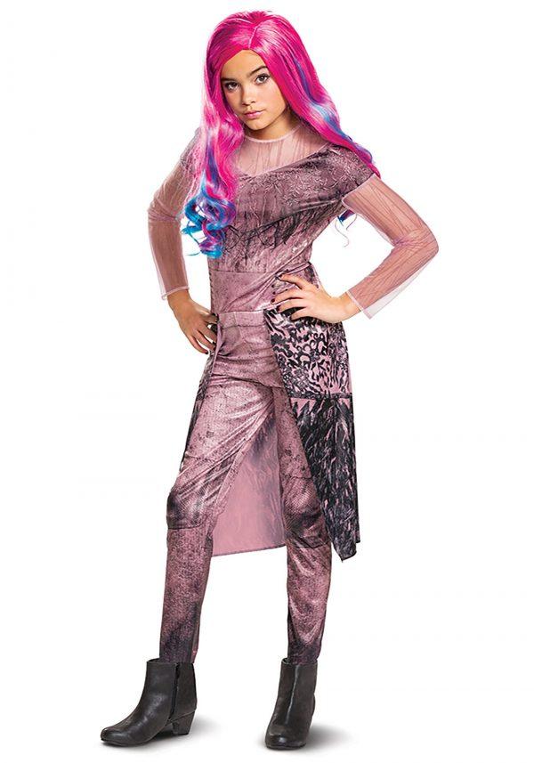 Fantasia Infantil de Audrey Descendants 3 Girls – Descendants 3 Girls Audrey Classic Costume