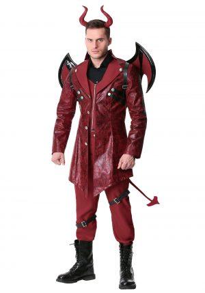 Fantasia de Diabo Perigoso Masculino – Men's Dangerous Devil Costume