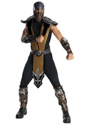 Fantasia de Escorpião Mortal Kombat – Mortal Kombat Scorpion Costume